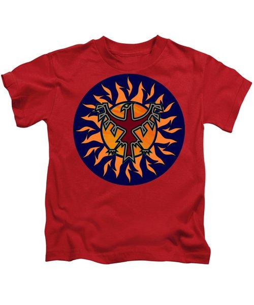 Thunderbird Sun Kids T-Shirt