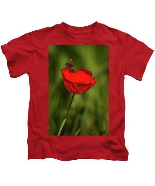 Tulip And Skipper Kids T-Shirt