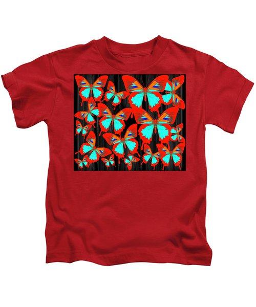 Ulysses Multi Red Kids T-Shirt