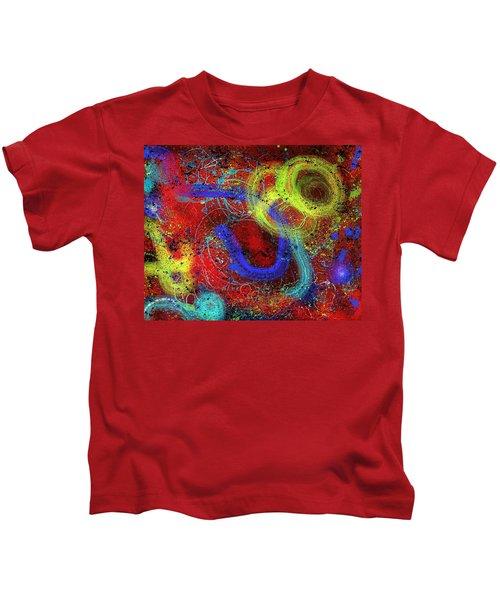 Under The Sea Digital Addition2 Kids T-Shirt