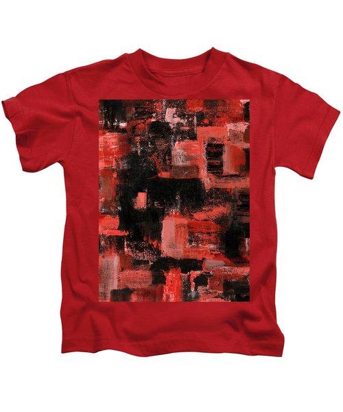 Wall Of Fame Kids T-Shirt