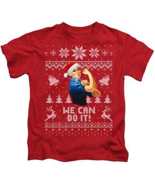 We Can Do It Kids T-Shirt