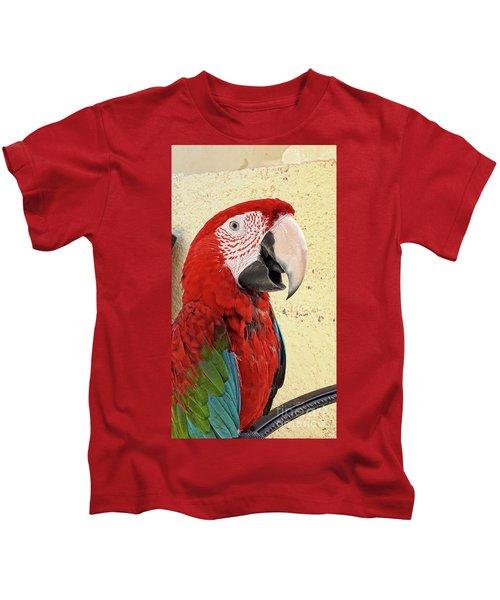 Who Is A Pretty Boy Then ? Kids T-Shirt