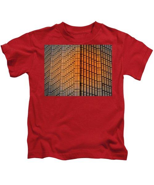 Windows Mosaic Kids T-Shirt