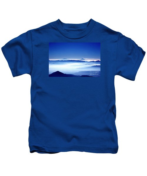 00704 Vulcanos Mexico Kids T-Shirt