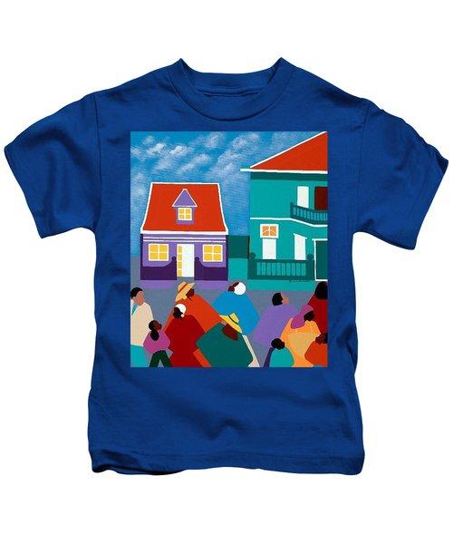 Curacao Dreams II Kids T-Shirt