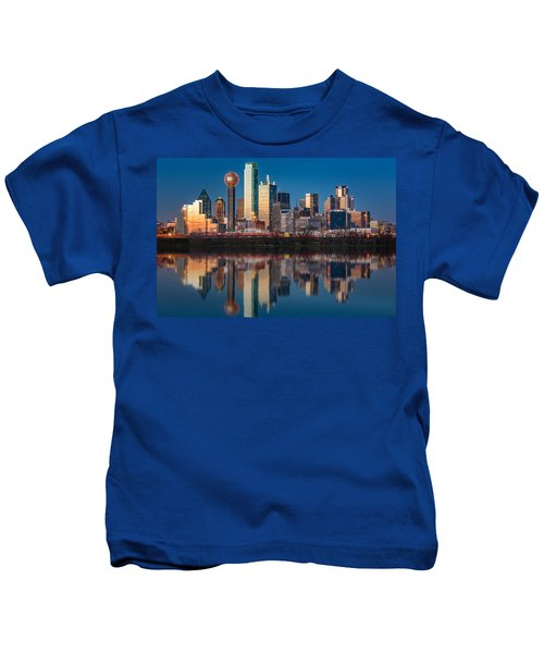 Dallas Skyline Kids T-Shirt