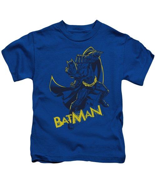 Dark Knight Rises - Left Hook Kids T-Shirt