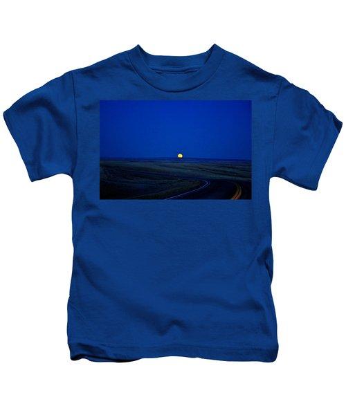 Native Moon Kids T-Shirt
