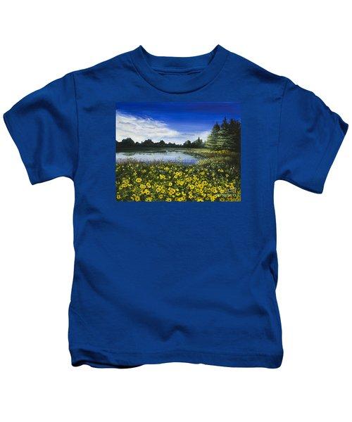 Summer Susans Kids T-Shirt