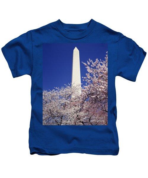 The Washington Memorial Kids T-Shirt