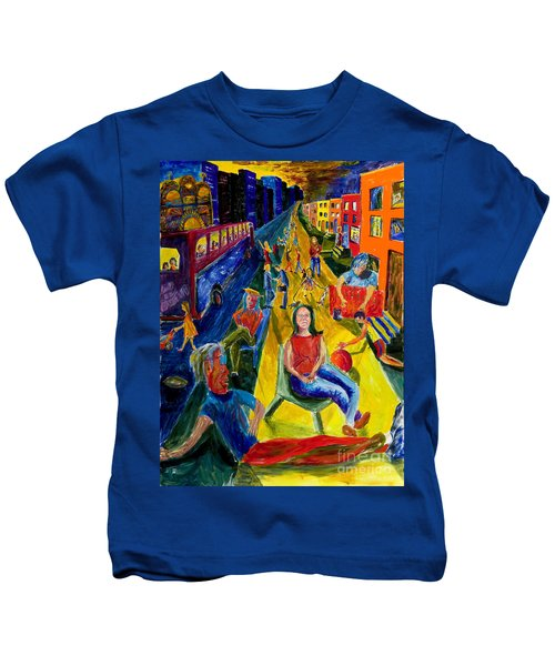 Urban Street People Kids T-Shirt