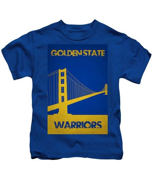 Golden State Warriors Kids T-Shirt