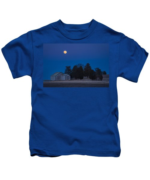 Over The Boathouse Kids T-Shirt