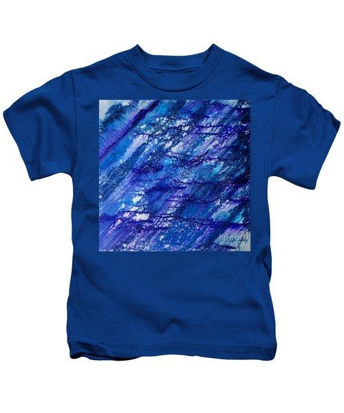 Winter Of Duars Kids T-Shirt
