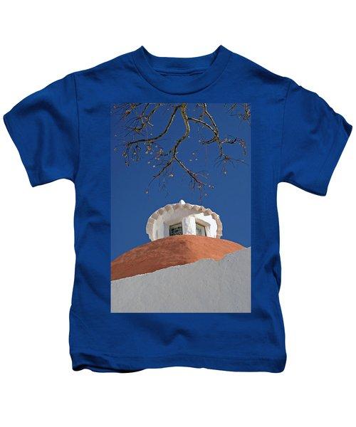 Visiting The Puig De Missa Of Santa Kids T-Shirt