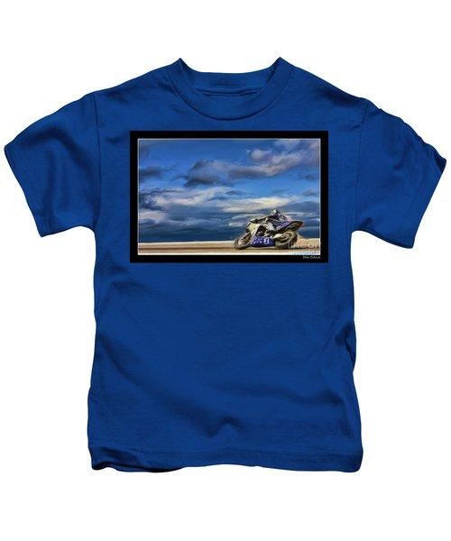 Ama Superbike Josh Jayes Kids T-Shirt