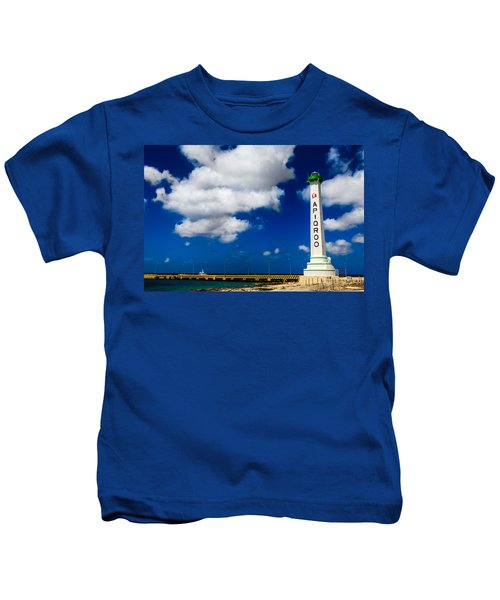 Apigroo Lighthouse Kids T-Shirt