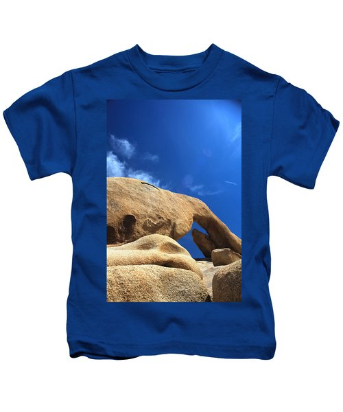 Arching So Elegantly Kids T-Shirt