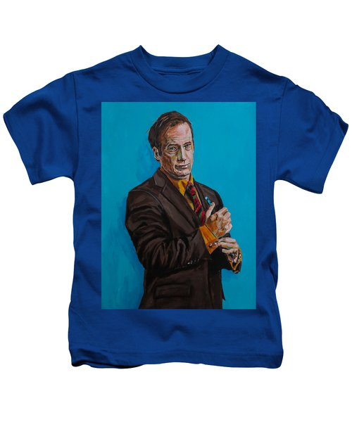 Better Call Saul Kids T-Shirt