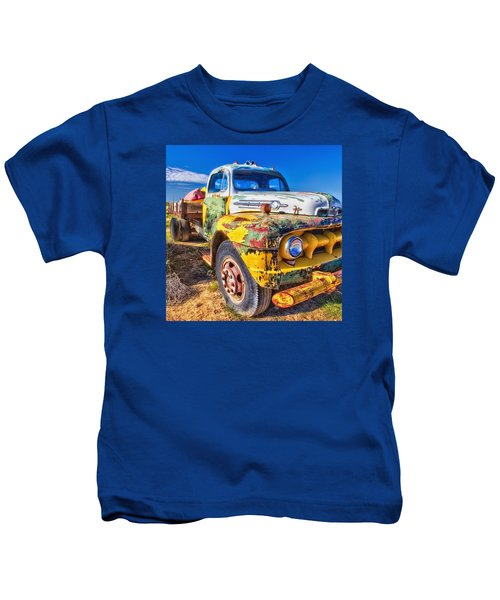 Big Job Kids T-Shirt