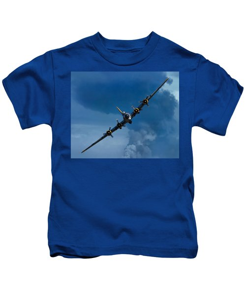 Boeing B-17 Flying Fortress Kids T-Shirt