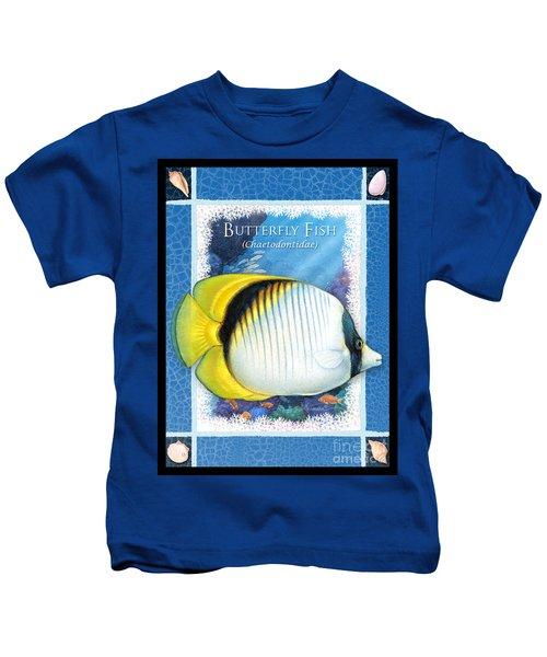 Butterfly Fish Kids T-Shirt