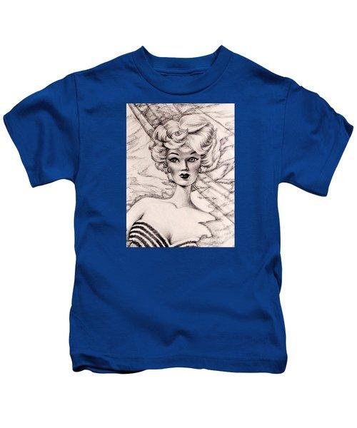Charice Doll Kids T-Shirt