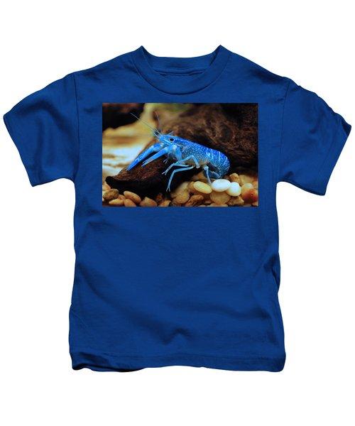 Cherax Quadricarinatus Kids T-Shirt