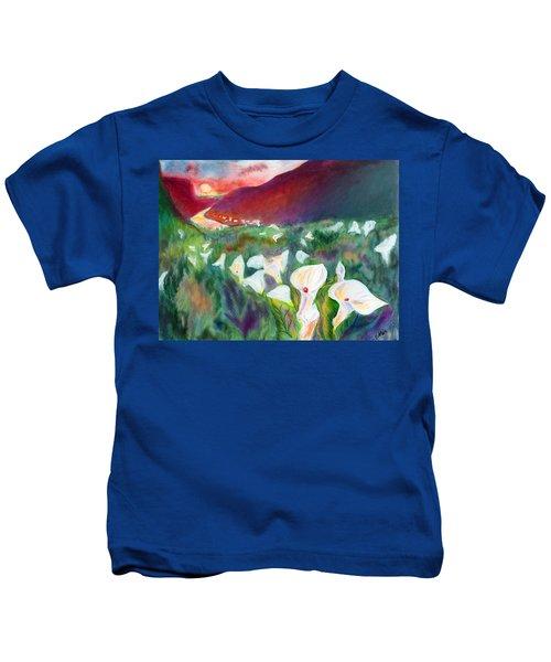 Coastal Callas Kids T-Shirt