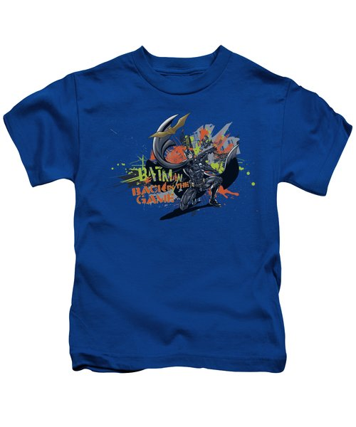 Dark Knight Rises - Back In The Game Kids T-Shirt