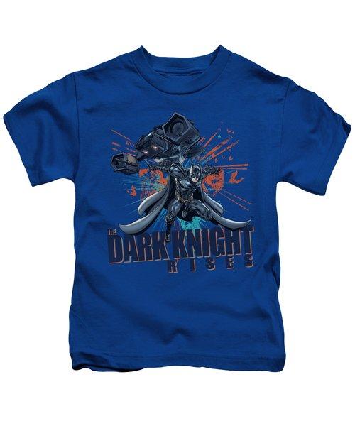Dark Knight Rises - Batwing Kids T-Shirt