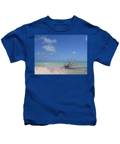 Dream Atoll  Kids T-Shirt