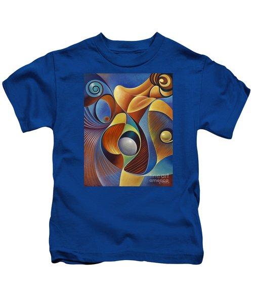 Dynamic Series #22 Kids T-Shirt