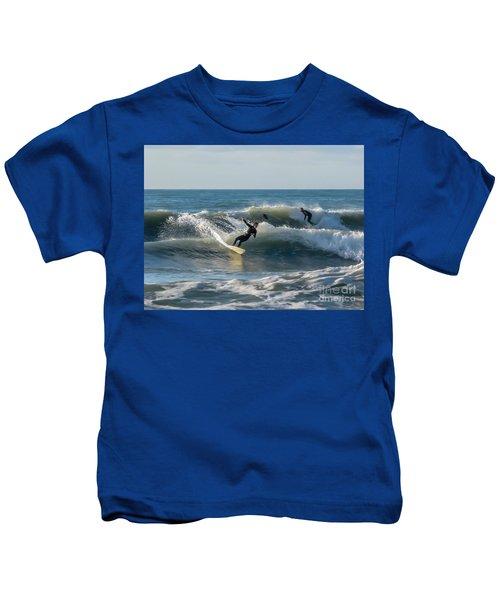 Dynamical Enjoyment Kids T-Shirt