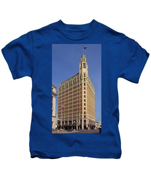 Emily Morgan Hotel Kids T-Shirt