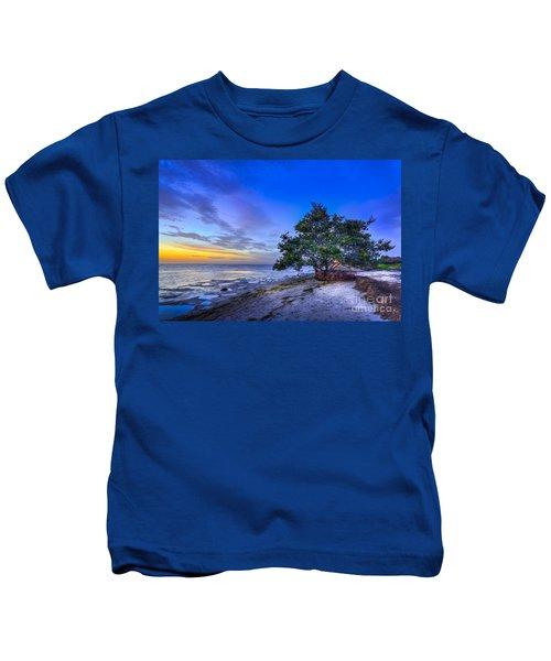 Evening Delight Kids T-Shirt