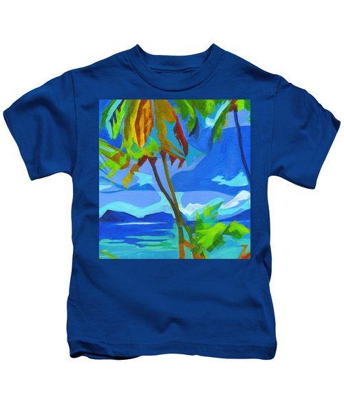 Dream Islands. Maui Kids T-Shirt