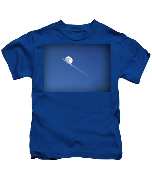 Fly Me To The Moon Kids T-Shirt