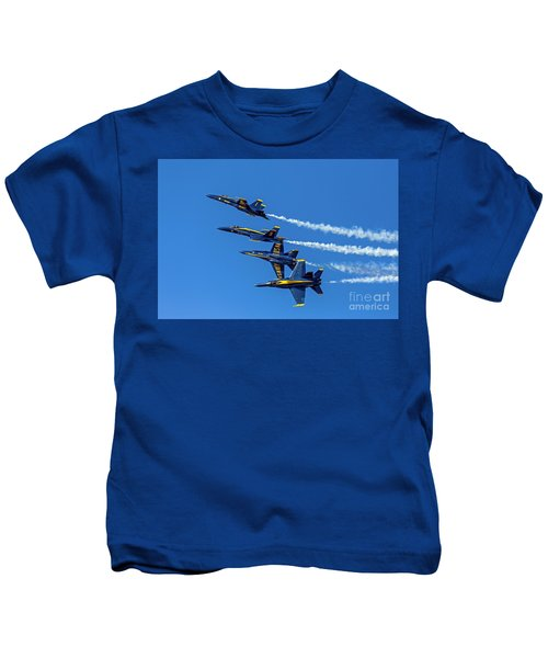 Flying Formation Kids T-Shirt
