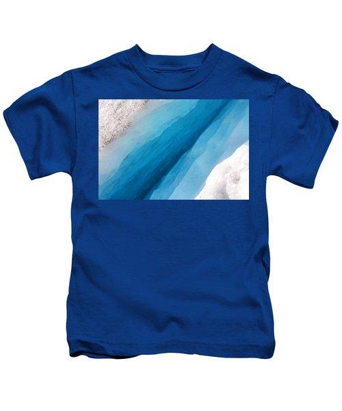Glacial Rift Kids T-Shirt