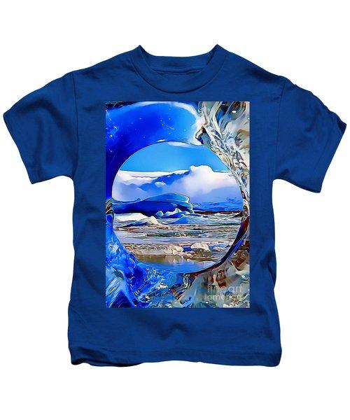Glacier Kids T-Shirt