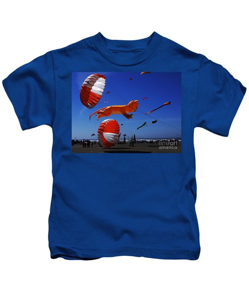 Go Fly A Kite 1 Kids T-Shirt