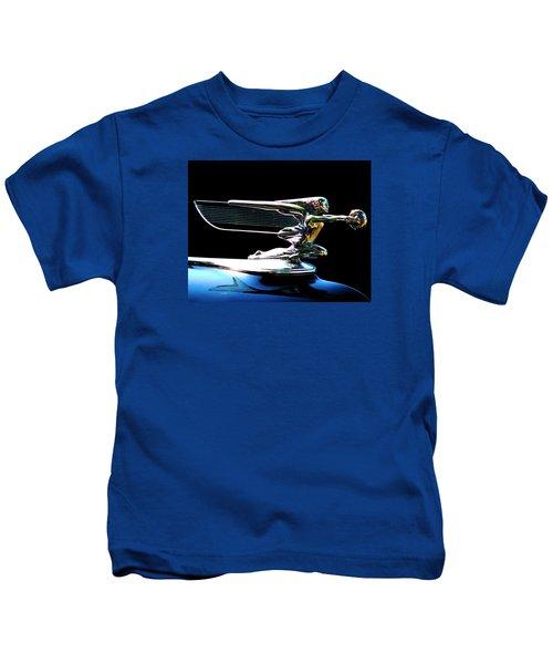 Goddess Of Speed Kids T-Shirt