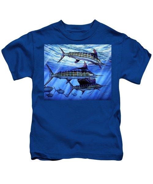 Grand Slam Lure And Tuna Kids T-Shirt