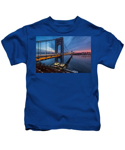 Gwb Sunrise Kids T-Shirt