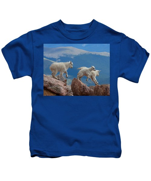 Happy Landing Kids T-Shirt