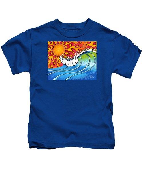 Heat Wave Kids T-Shirt