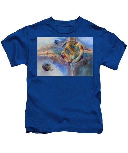 Heavens Gate Kids T-Shirt
