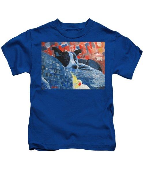 Heres Looking At You Pal Kids T-Shirt